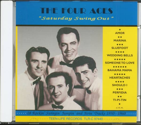 Saturday Swing Out (CD)