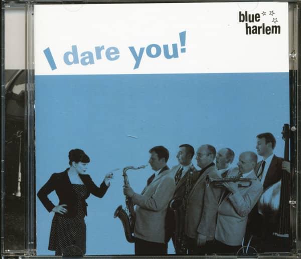 I Dare You! (CD)