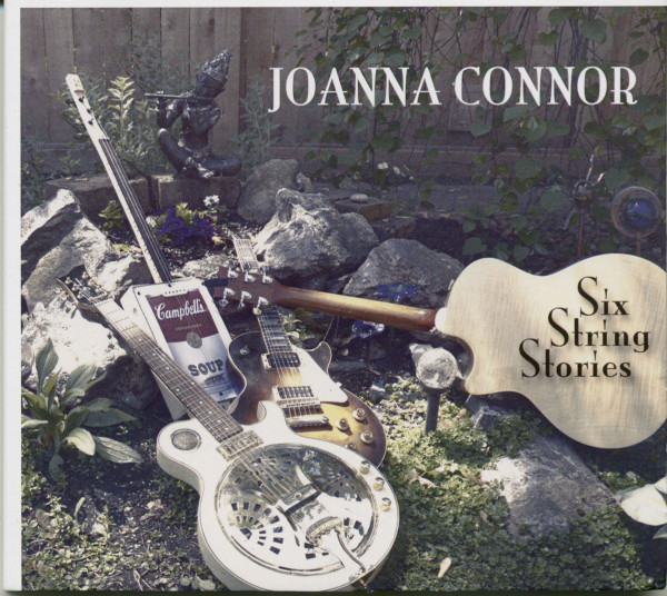 Six String Stories (CD)