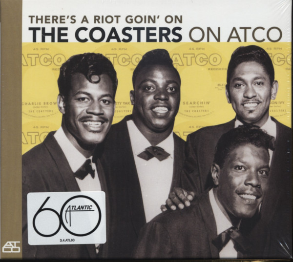 There's A Riot Goin' On - Atco Masters (4-CD)