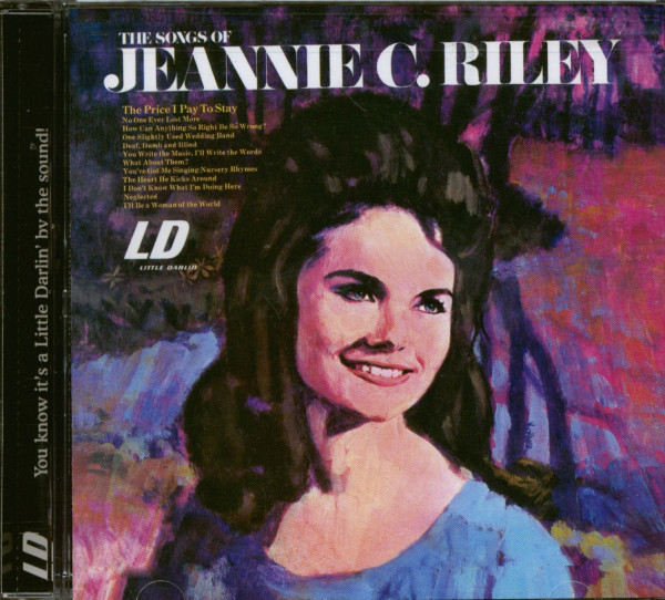 The Little Darlin' Sound Of (CD)