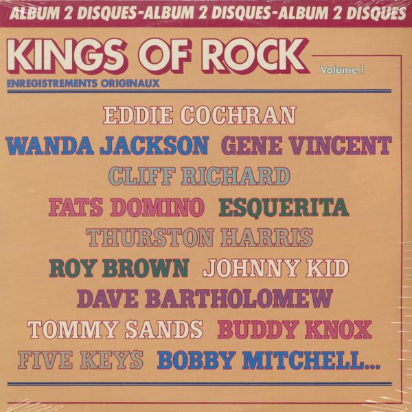 Kings Of Rock, Vol.1 (2-LP)
