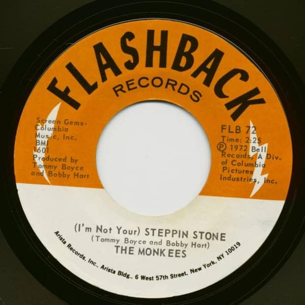 Steppin Stone - Daydream Believer (7inch, 45rpm)