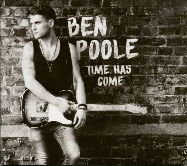 Time Has Come (CD)