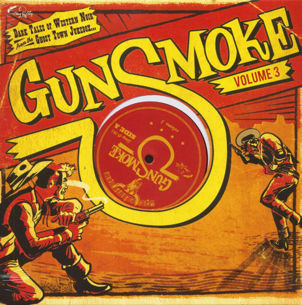 Gunsmoke - Vol. 3 (LP, 10inch, Ltd.)