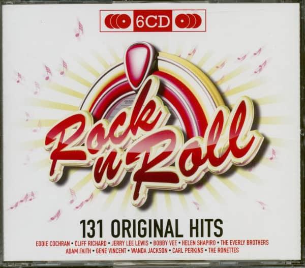 Rock 'N' Roll - 131 Original Hits (6-CD)