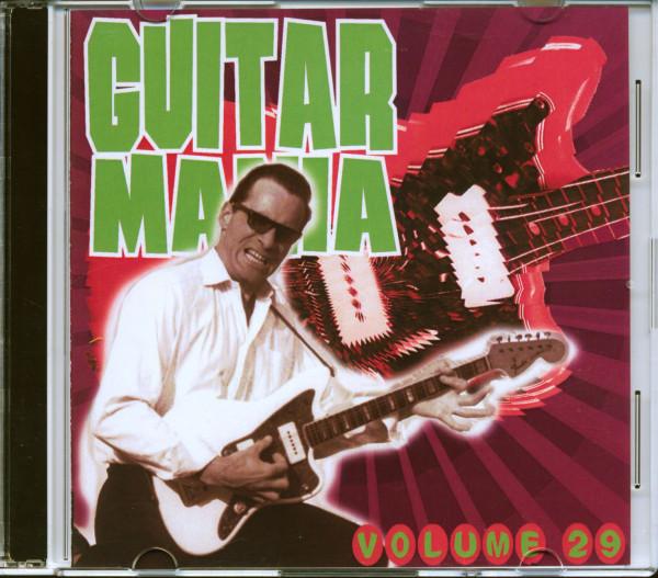 Guitar Mania Vol.29 (CD)