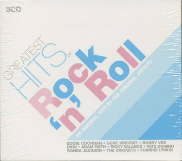 Greatest Hits Of Rock 'N' Roll (3-CD)