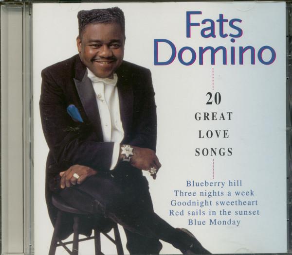 20 Great Love Songs (CD)