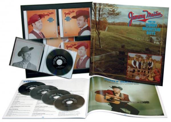 & The Sunny Mountain Boys (5-CD Deluxe Box Set)