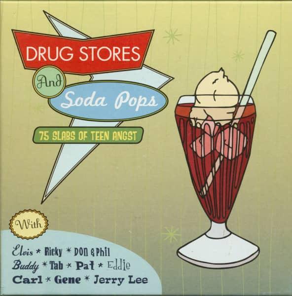 Drug Stores And Soda Pops (3-CD)