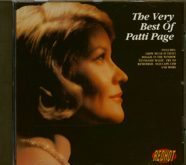 The Very Best Of Patti Page (CD)