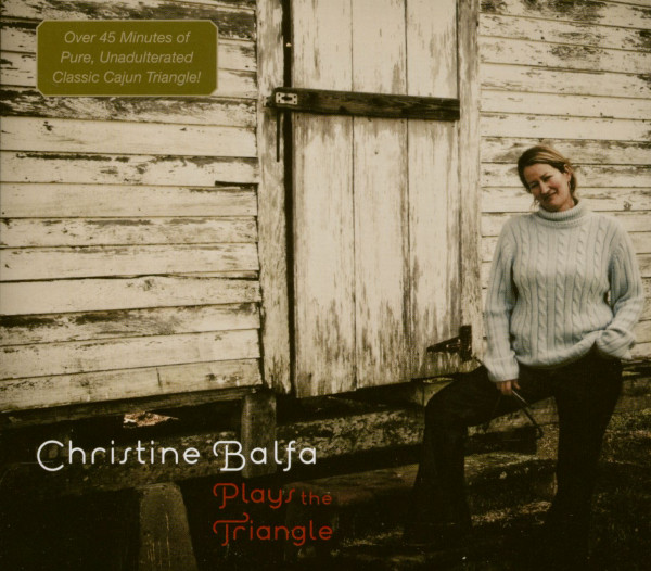 Plays The Triangle (CD)