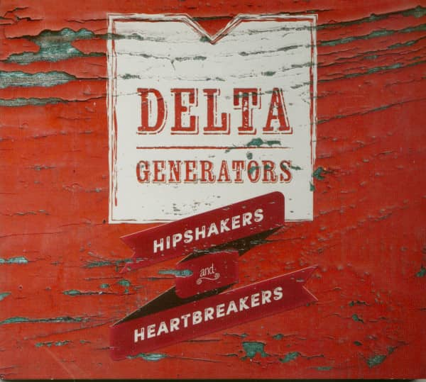 Hipshakers & Heartbreakers (CD)