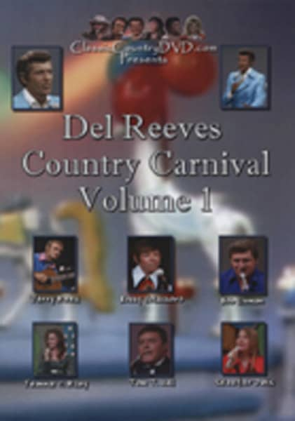 Del Reeves Country Carnival Vol.1 (1969-70)