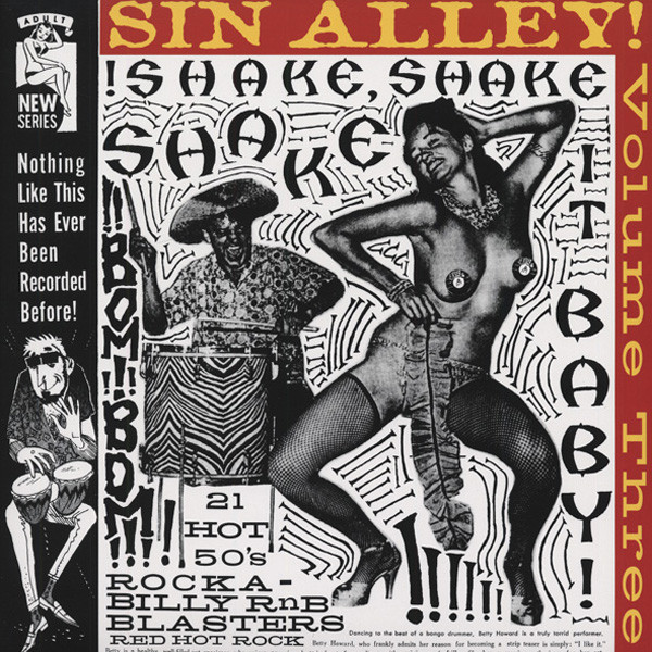 Vol.3, Sin Alley (2011 re-release)