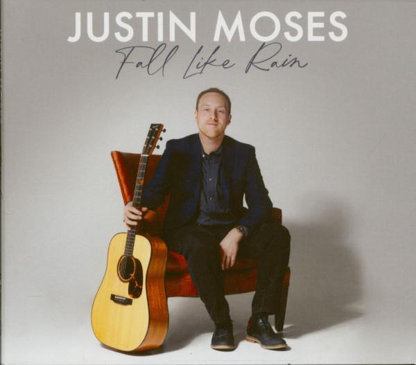 Fall Like Rain (CD)