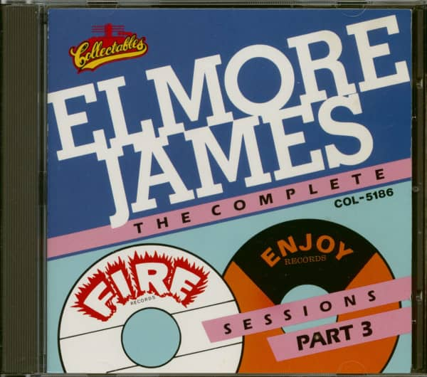 The Complete Fire & Enjoy Sessions Part 3 (CD)