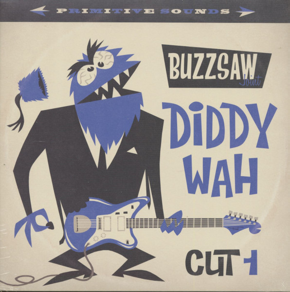 Buzzsaw Joint - Diddy Wah Cut 1 (LP)