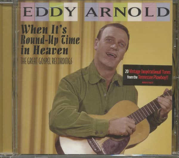 When It's Round-Up Time In Heaven - The Great Gospel Recordings (CD)