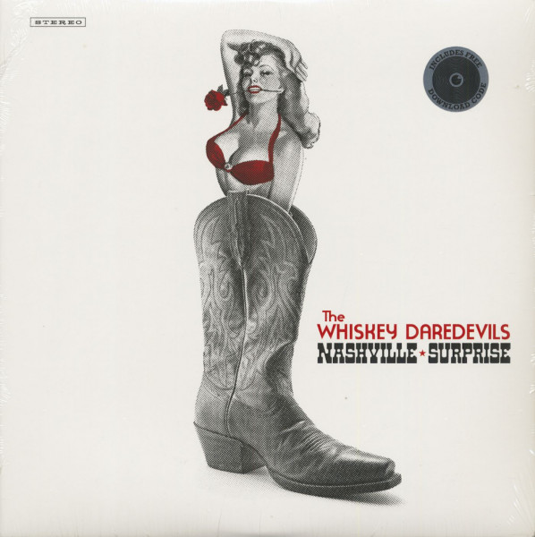 Nashville Surprise (LP)