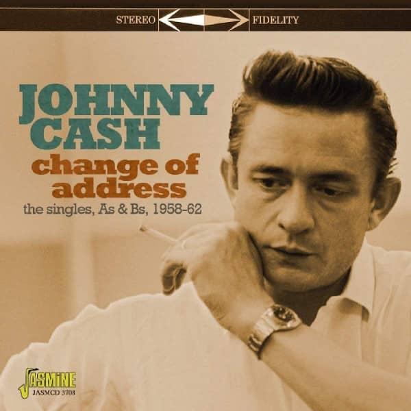 Change Of Address (CD)