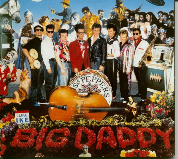 Sergeant Pepper's Lonely Heart Club Band