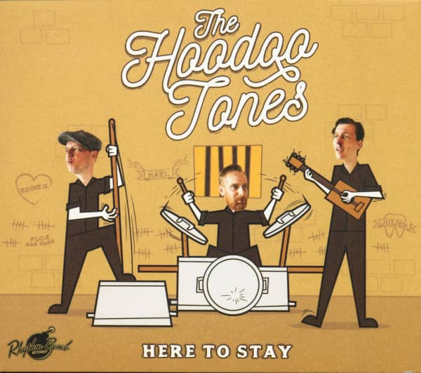 Here To Stay (CD)