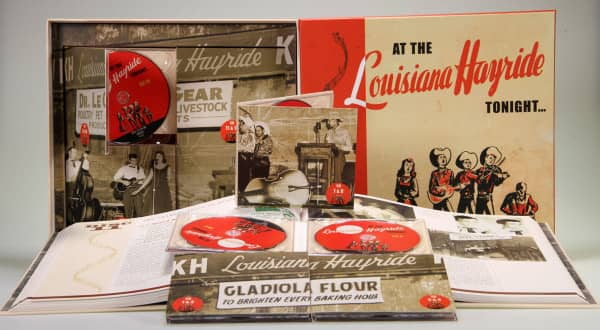 At The Louisiana Hayride Tonight (20-CD Deluxe Box Set)