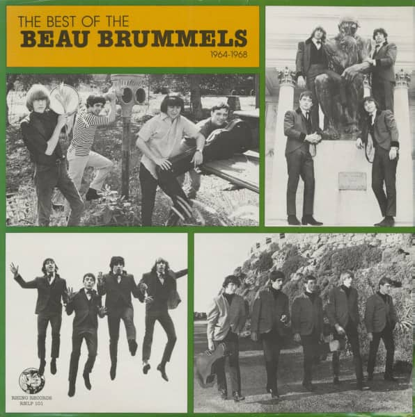 The Best Of The Beau Brummels - 1964-1968 (LP)