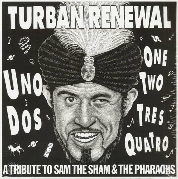 Turban Renewal - A Tribute To Sam The Sham & The Pharaohs (2-LP)