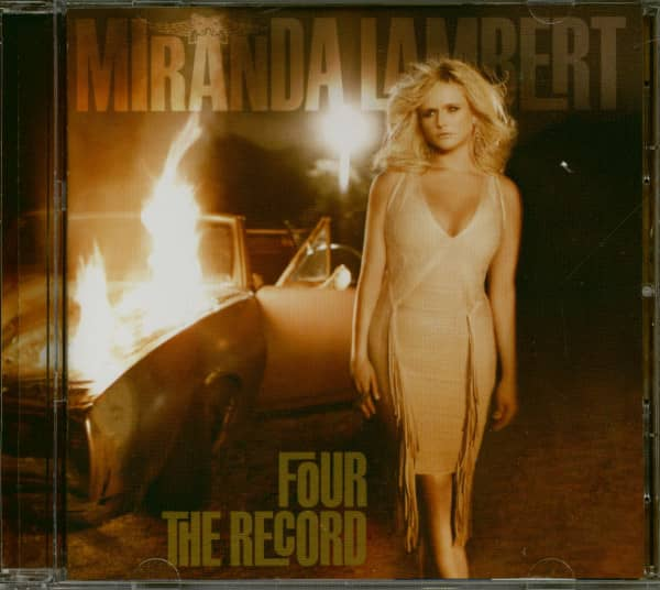 Four The Records (CD)