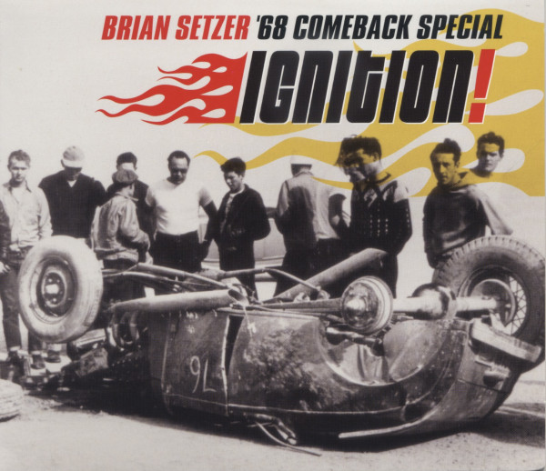 '68 Comeback Special - Ignition! (CD)