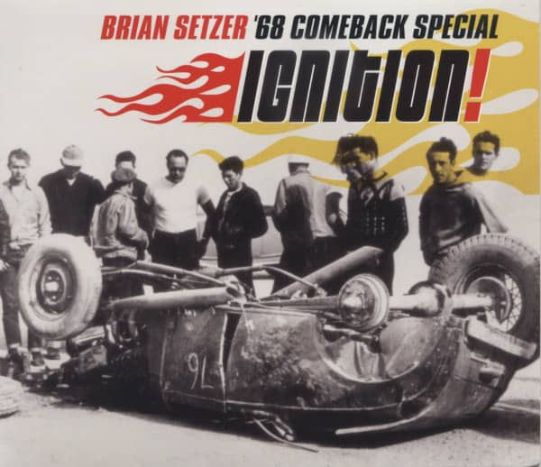 '68 Comeback Special - Ignition !