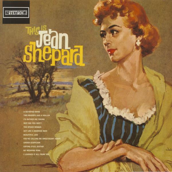 This Is Jean Shepard (Vinyl)