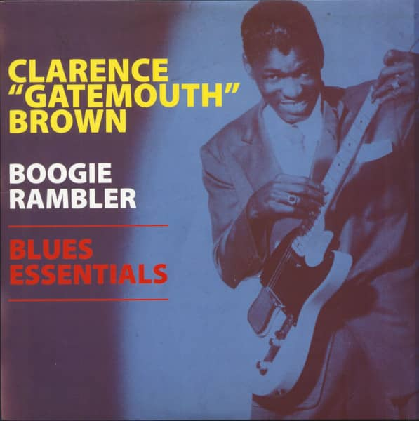 Boogie Rambler - Blues Essentials (LP)