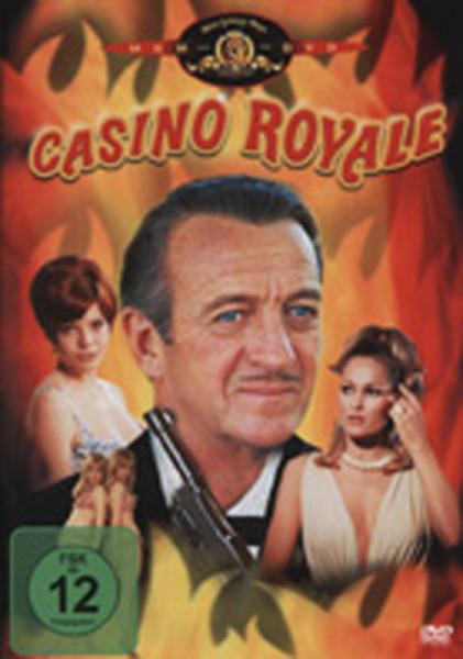 Casino Royale (2)(James Bond Persiflage'69)