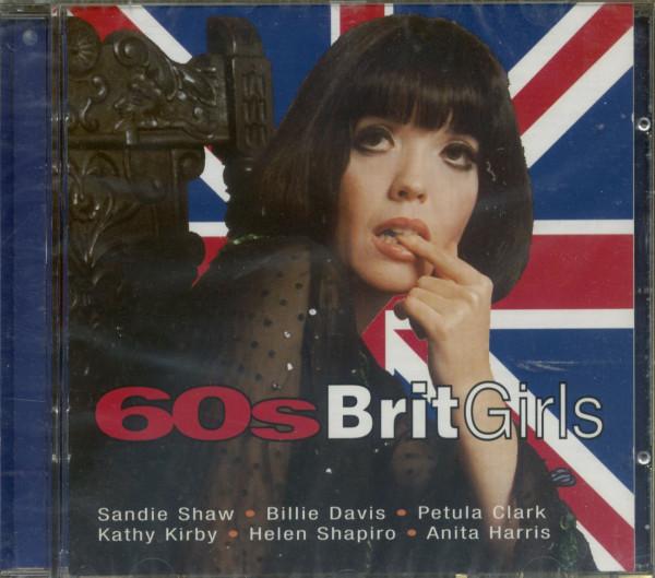 60s Brit Girls - 26 Originals (CD)