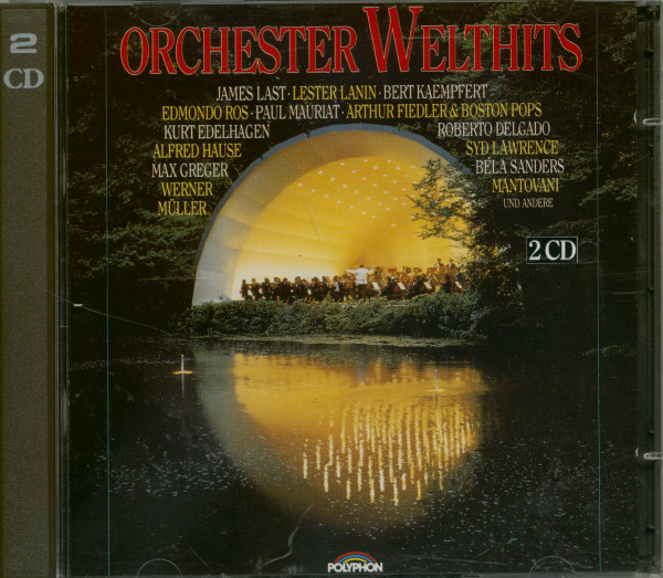 Orchester Welthits (2-CD)