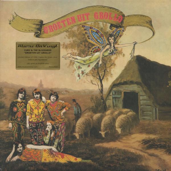 Groeten Uit Grollo (LP, 180g Green Vinyl, Ltd & Numbered)
