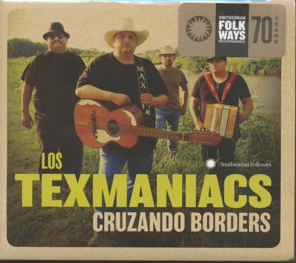 Cruzando Borders (CD)