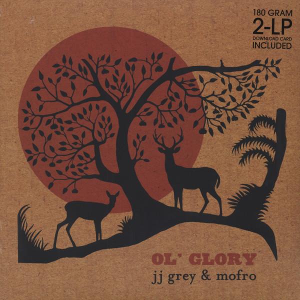 Ol' Glory (2-LP, 180g Vinyl)