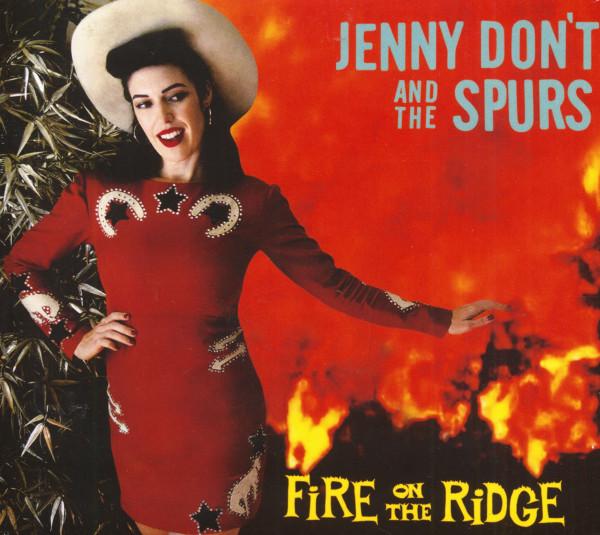 Fire On The Ridge (CD)