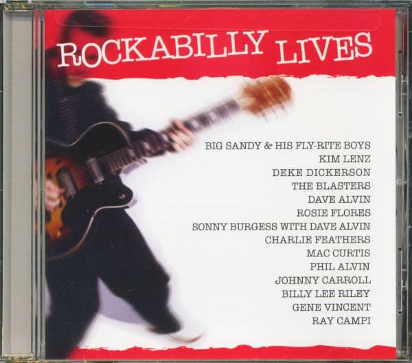 Rockabilly Lives (CD)