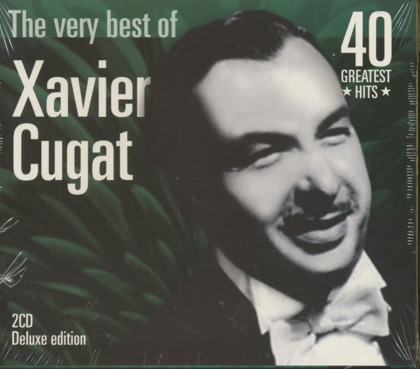 The Very Best Of Xavier Cugat (2-CD)