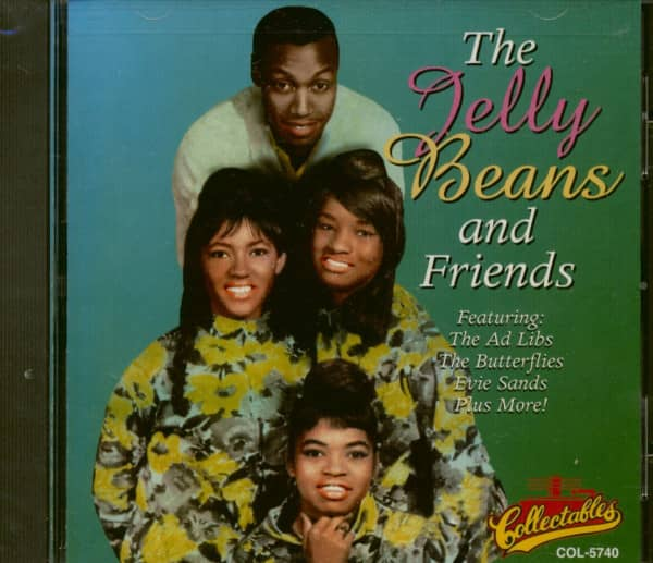 Jelly Beans & Friends (CD)