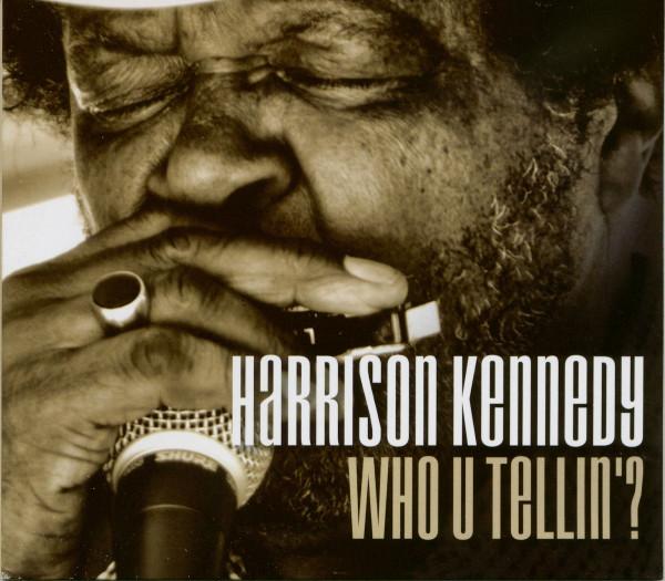 Who U Tellin'? (CD)