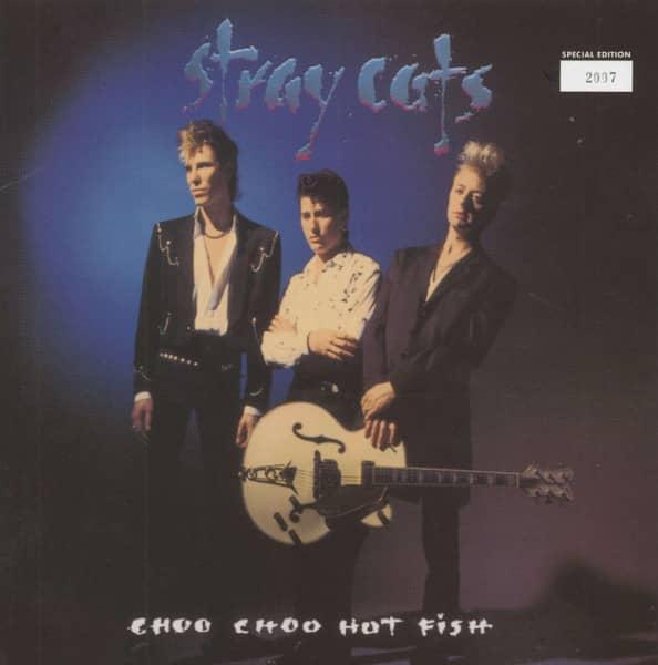 Choo Choo Hot Fish (LP, 10inch, Ltd.)