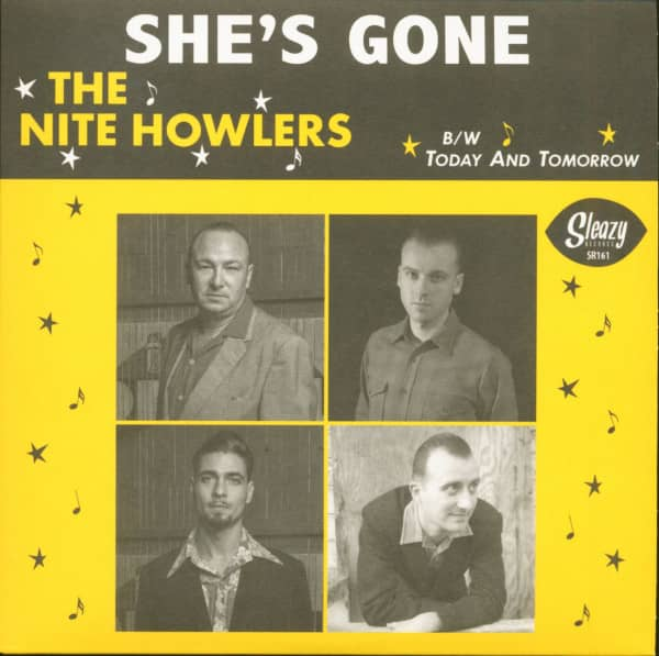 She's Gone (7inch, 45rpm, PS)