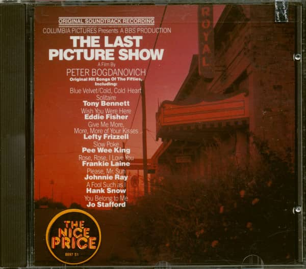 The Last Picture Show - Soundtrack (CD)